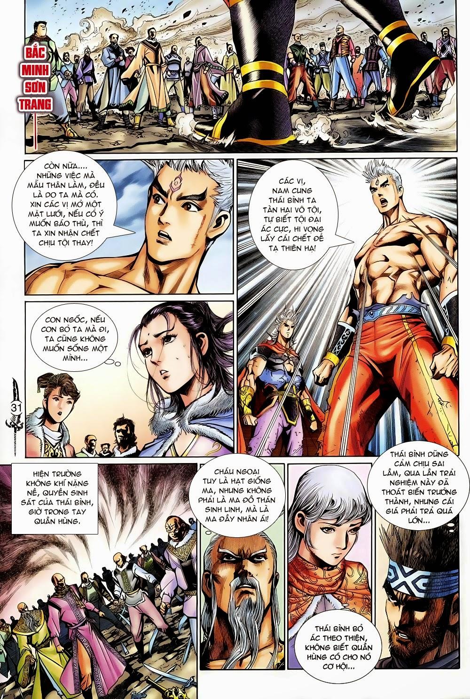 Thần Binh Huyền Kỳ II Chap 100 - Trang 29
