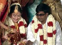 Laila Tamil Actress Wedding Photos