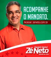 ACOMPANHE O MANDATO DO DEP. ZÉ NETO