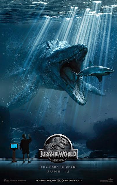 Jurassic World: Parque Jurásico.