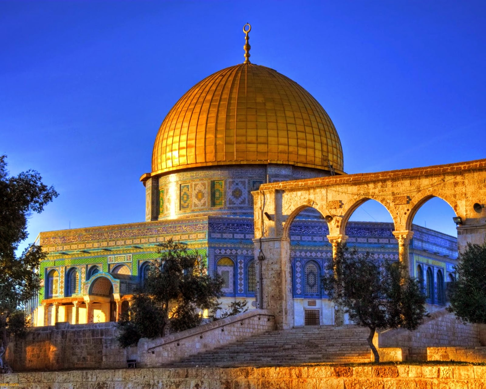 Masjid Al Aqsa HD Wallpapers 2015