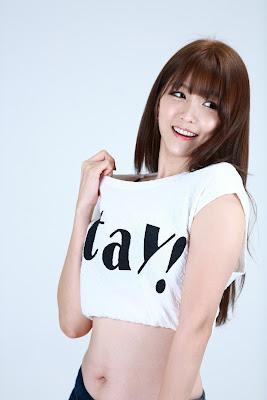 Lee Eun Hye Sexy Korean Model