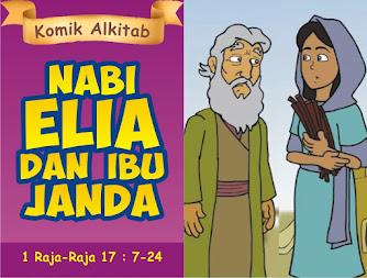 Nabi Elia dan Ibu Janda