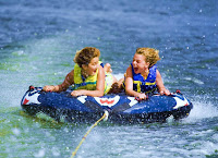 orange beach, alabama, pontoon boat rental, wakeboarding, tubing, sunset cruises, dinner cruises