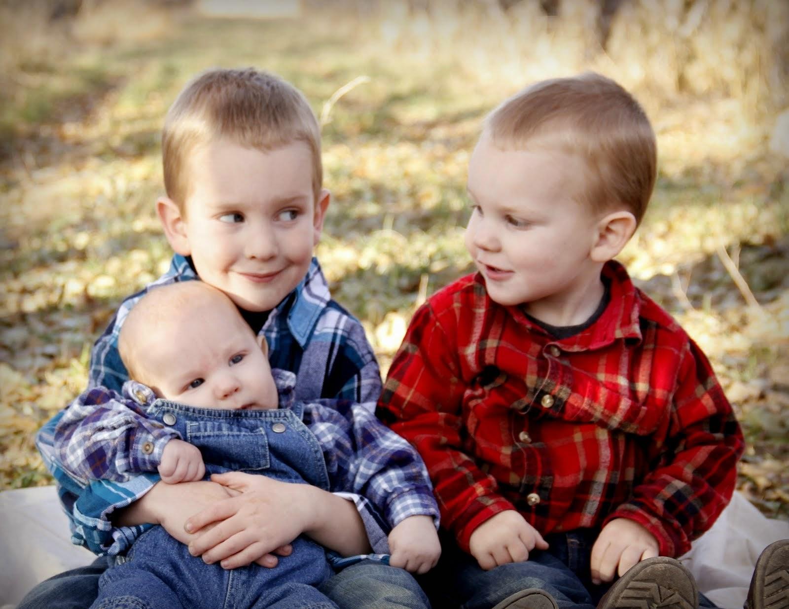 Quinn, Logan, & Declan