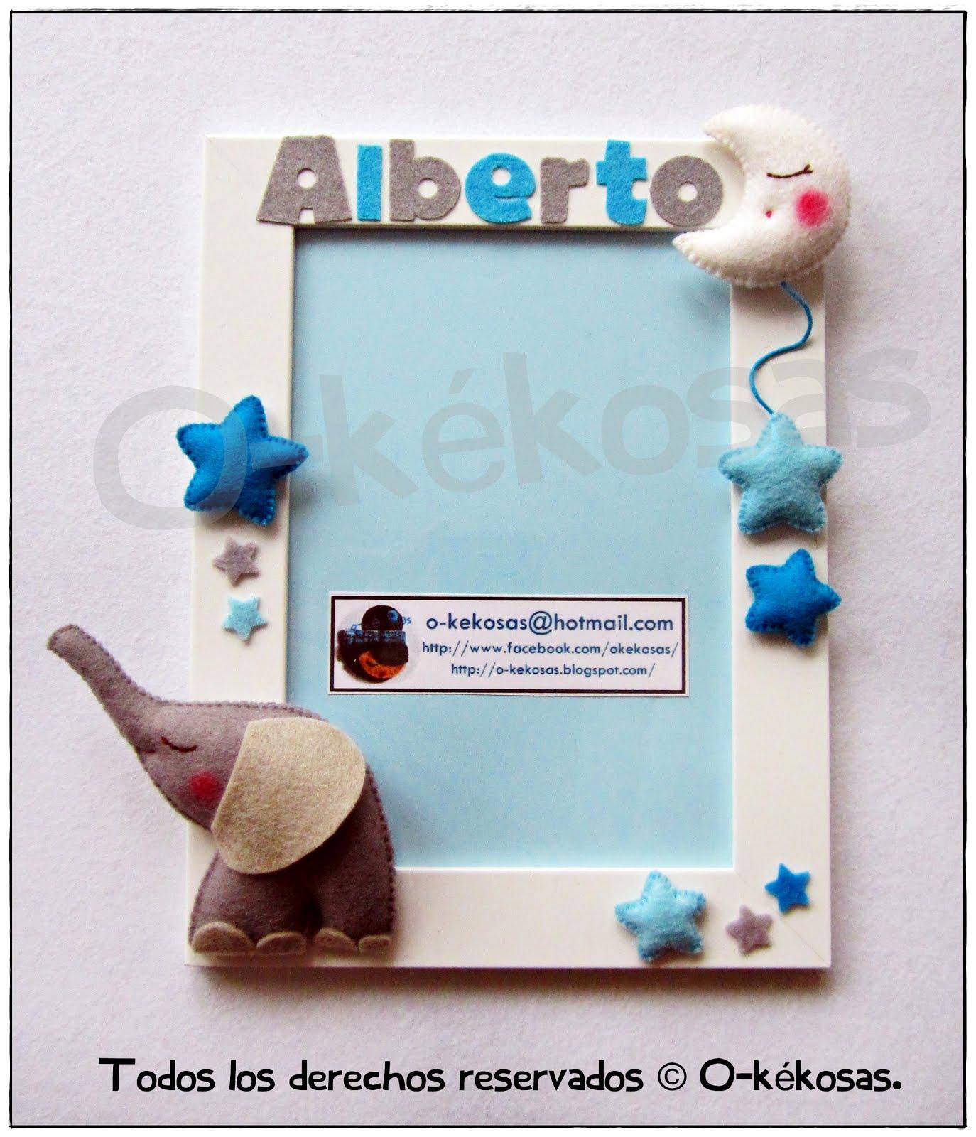 O-ké Marco Bebé Elefante!!!