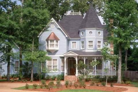 David el gnomo de d pino casas victorianas un sue o - Casas americanas espana ...