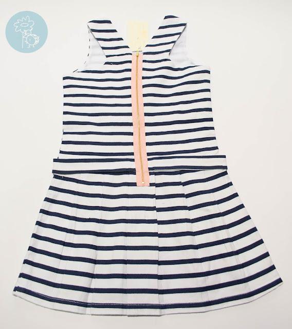 Vestido infantil marinero 1 Bimbalina en Tienda y Blog moda infantil Retamal