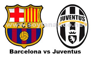 Barcelona vs Juventus por la Final de Champions
