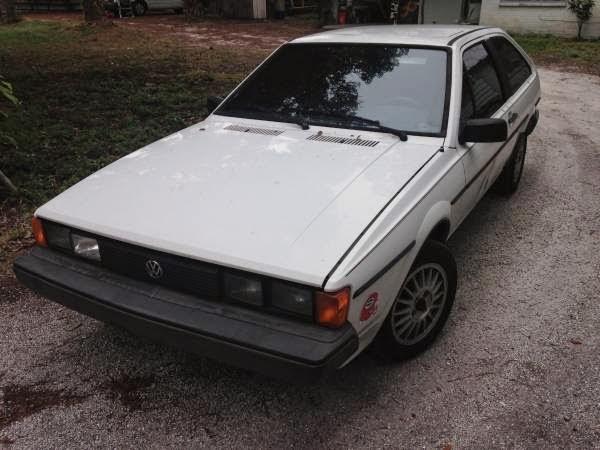 1987 Vw Scirocco For Sale Buy Classic Volks