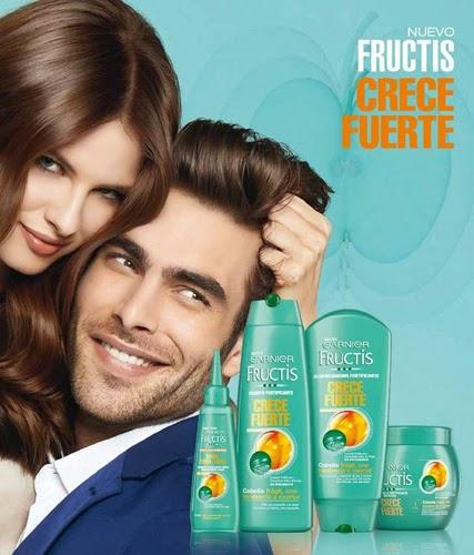 Fructis Crece Fuerte de Garnier nueva colección