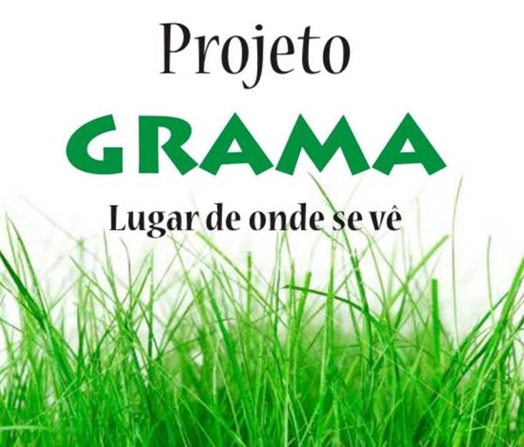 Projeto Grama - Lugar de onde se vê