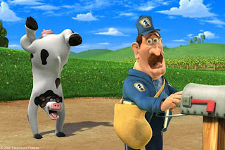 Barnyard Movie Wallpaper