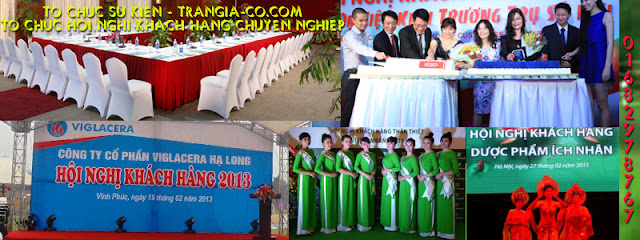 Tổ chức sự kiện Trần Gia- Tổ chức hội nghị khách hàng