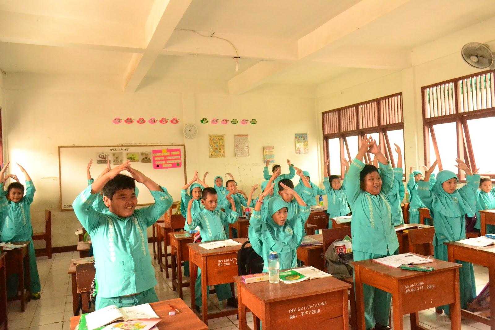 Ciri Pembelajaran Aktif Kelas