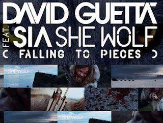 David Guetta Ft Sia She Wolf Music Video