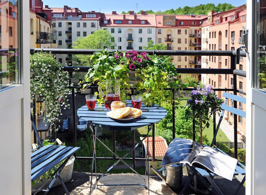 Decorando y renovando jardines y terrazas con encanto - Terrazas pequenas con encanto ...