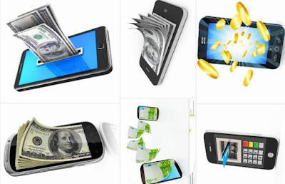 Transaksi uang mobile