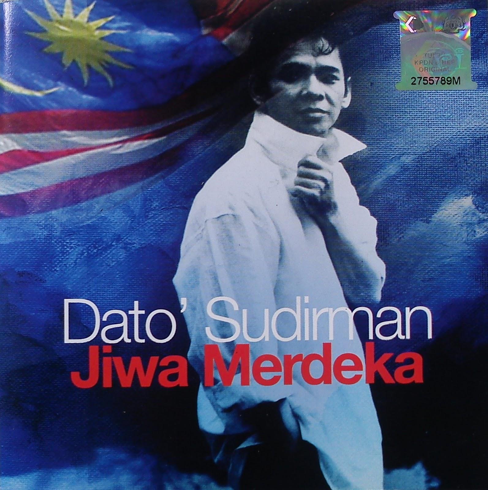 Album Kompilasi Patriotik Dato' Sudirman Jiwa Merdeka