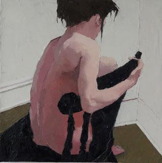 Молодая американская художница. Becca Shmuluvitz