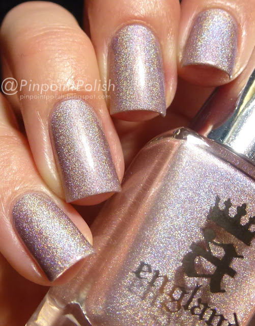 a-england, Her Rose Adagio, Ballerina Collection, swatch
