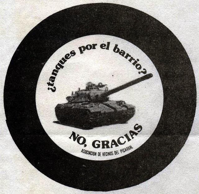 Fotografías Tanques