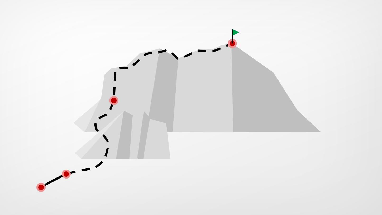PräsentationsProfi: Wanderroute per Powerpoint darstellen