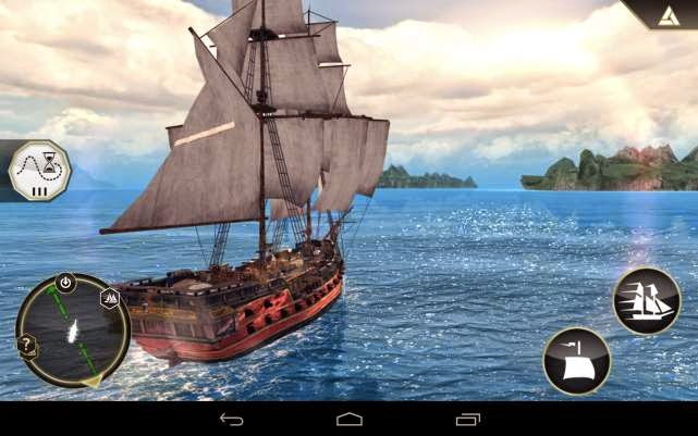 Download Assassin's Creed Pirates 1.6.1 MOD APK (Unlimited Money)+DATA
