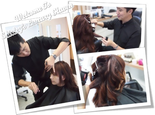 aveda hair-styling
