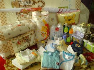 perlengkapan bayi di Blibli,com