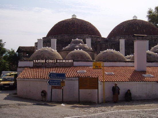 Cinci Hamamı Safranbolu