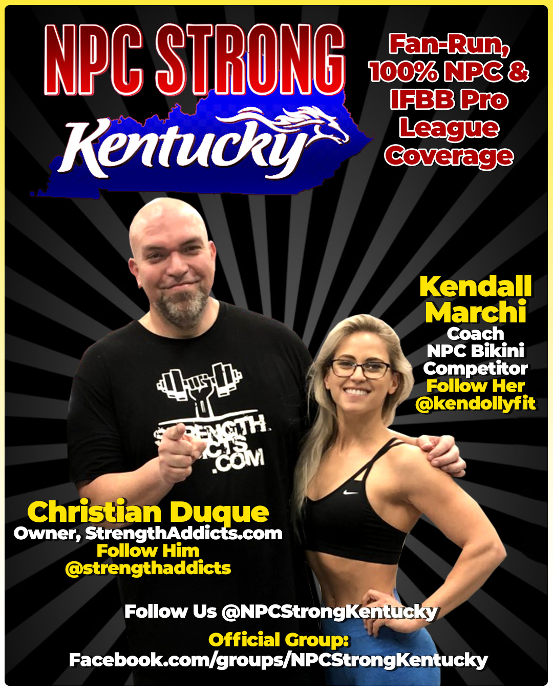 Official NPCStrongKentucky Group