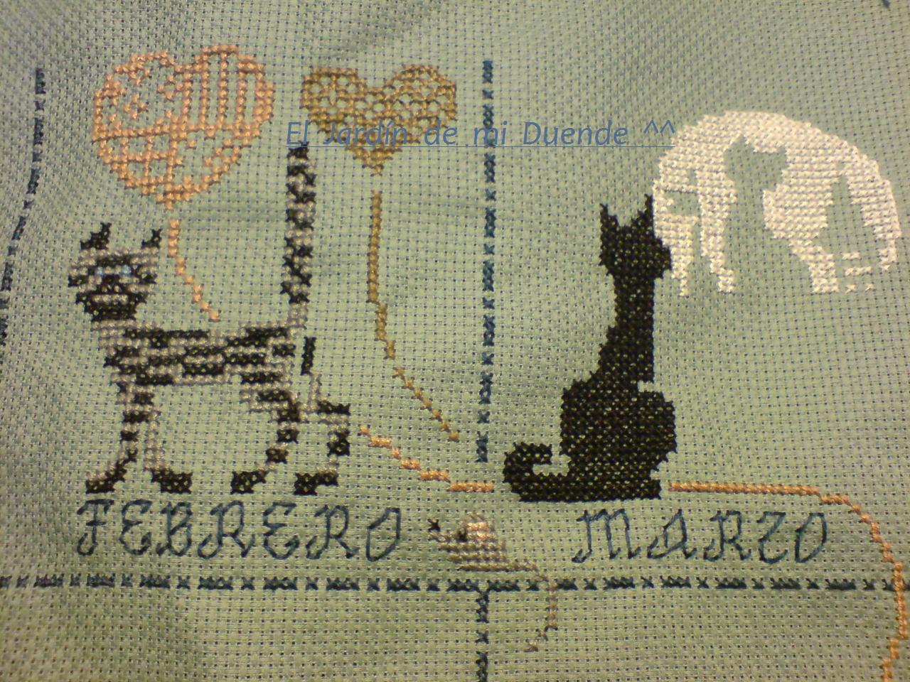 El jardin de mi duende meses con gatos ii for Ahuyentar gatos de mi jardin