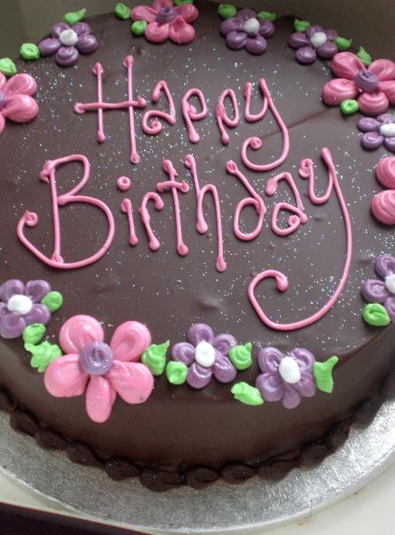 Happy Birthday Robert Cake