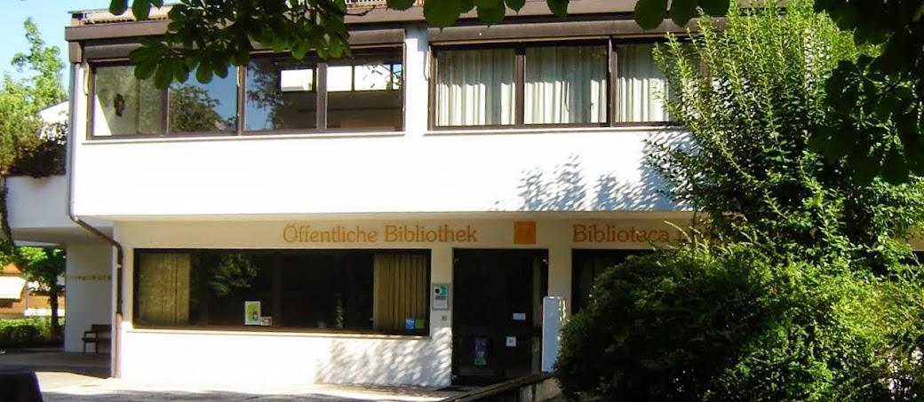 Öffentliche Bibliothek Gargazon