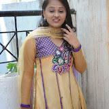 Usha Photos in Salwar Kameez at Gundello Guchi Guchi Champake Movie Press Meet 11