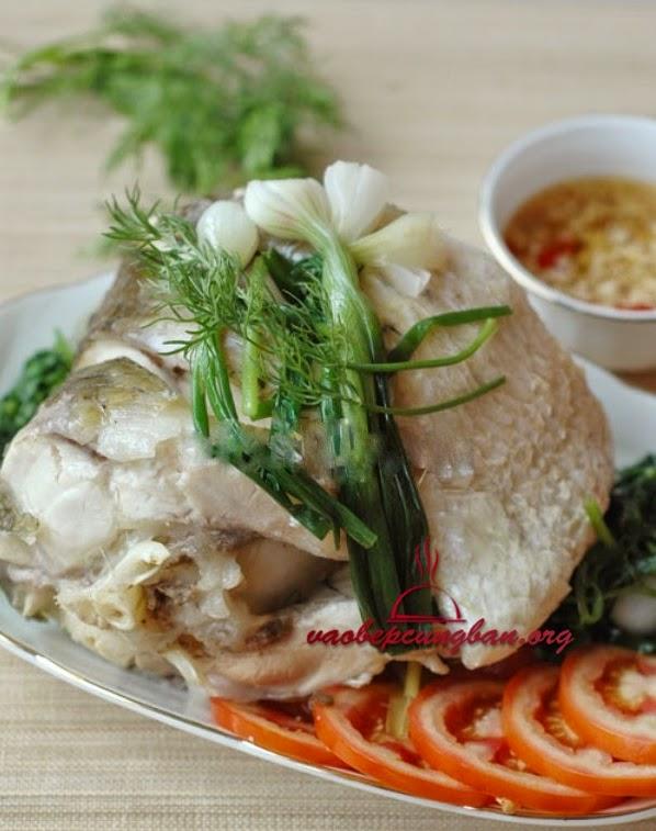 Cách làm món Cá Hấp Bia nóng hổi thơm ngon