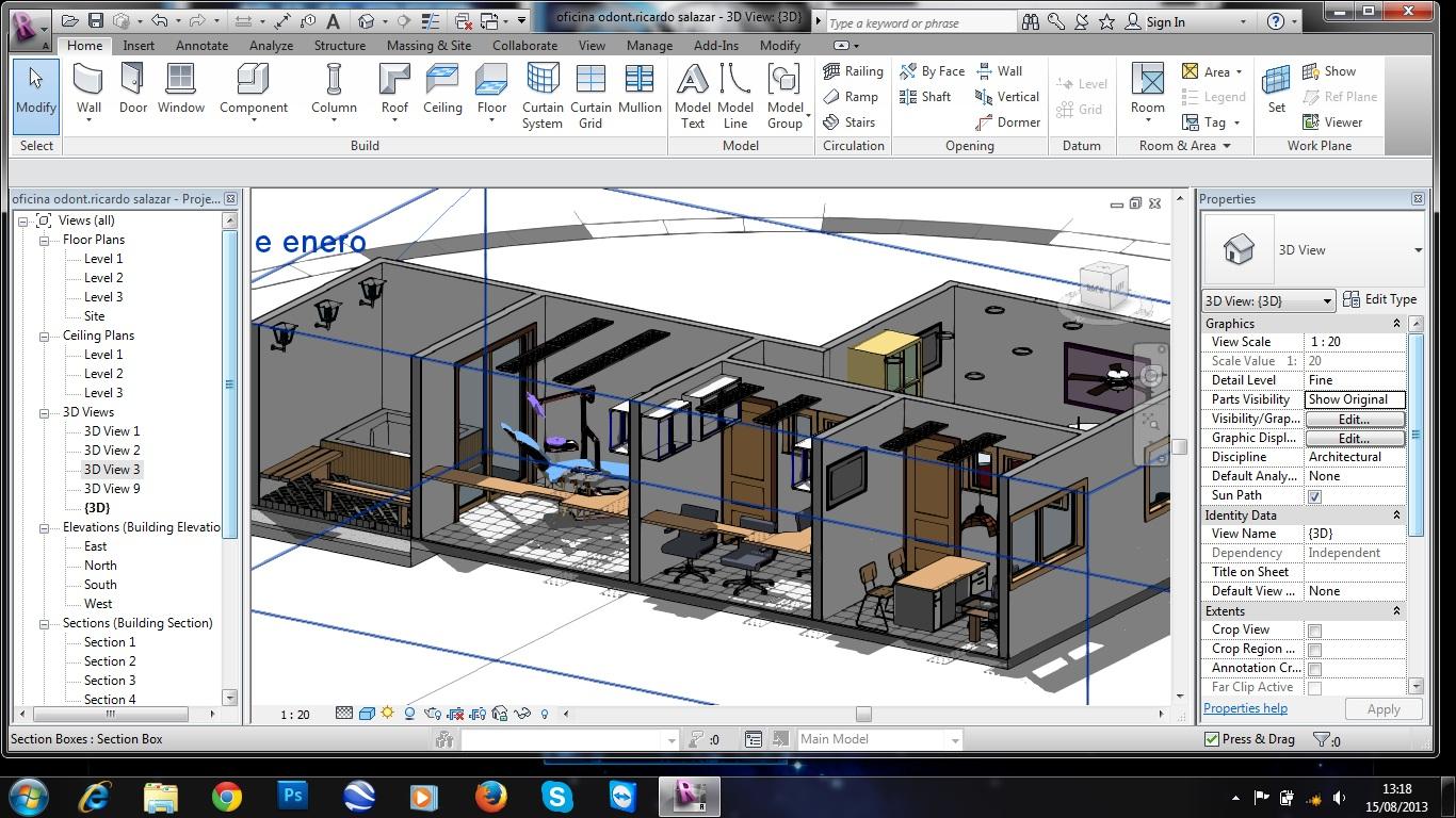 Ideark cali softwares aplicados a dise o ingenieria y - Arquitectura de diseno ...