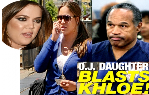 simpson s daughter sydney hates khloe kardashian and is furious