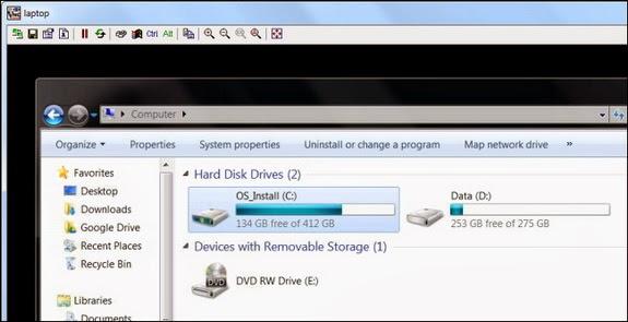 كيف تتحكم بجهازك من أي مكان باستخدام برنامج VNC