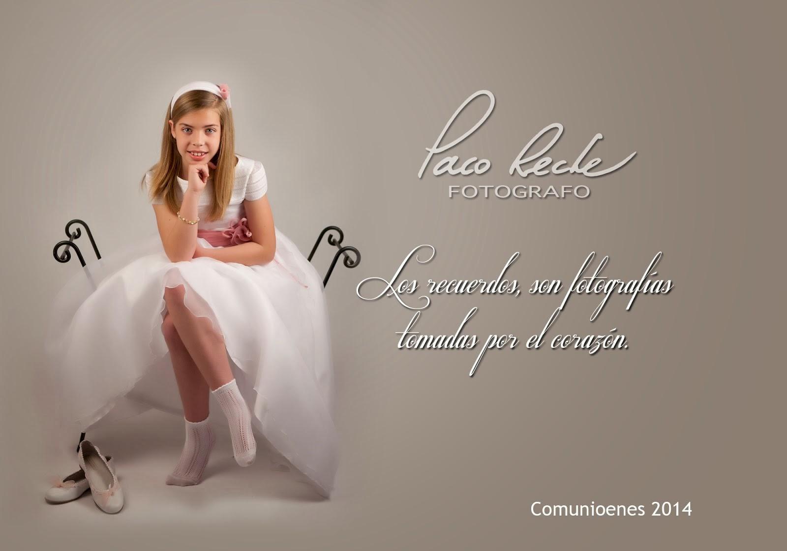 PACO RECHE Fotografo