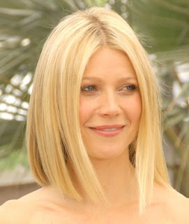 Gwyneth Paltrow short hair photo