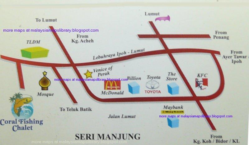 Malaysia Maps Library