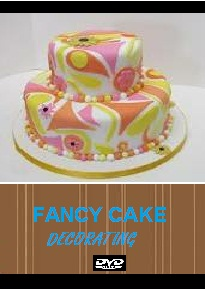 Fancy Cake Decorating ~ Pusat CD, VCD, DVD Tutorial & Ebook