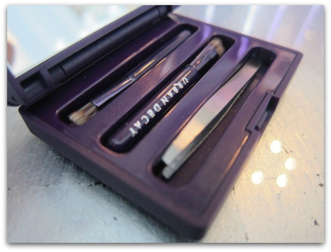 Urban Decay Brow Box tools
