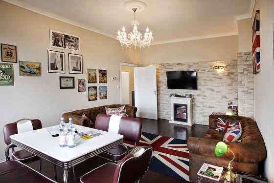 Sala Pequena Estilo Retro ~ Salas decoradas estilo Vintage  Salas con estilo