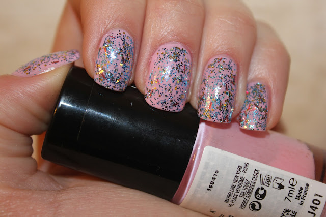 Maybelline Colorama #26 Golden Rose Jolly Jewels #114