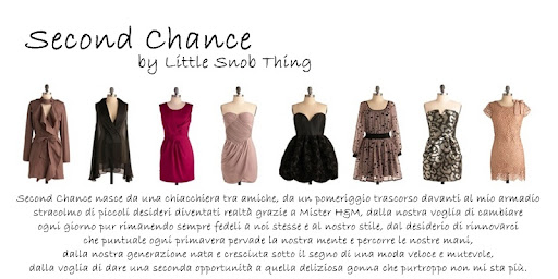 Second Chance by Little Snob Thing
