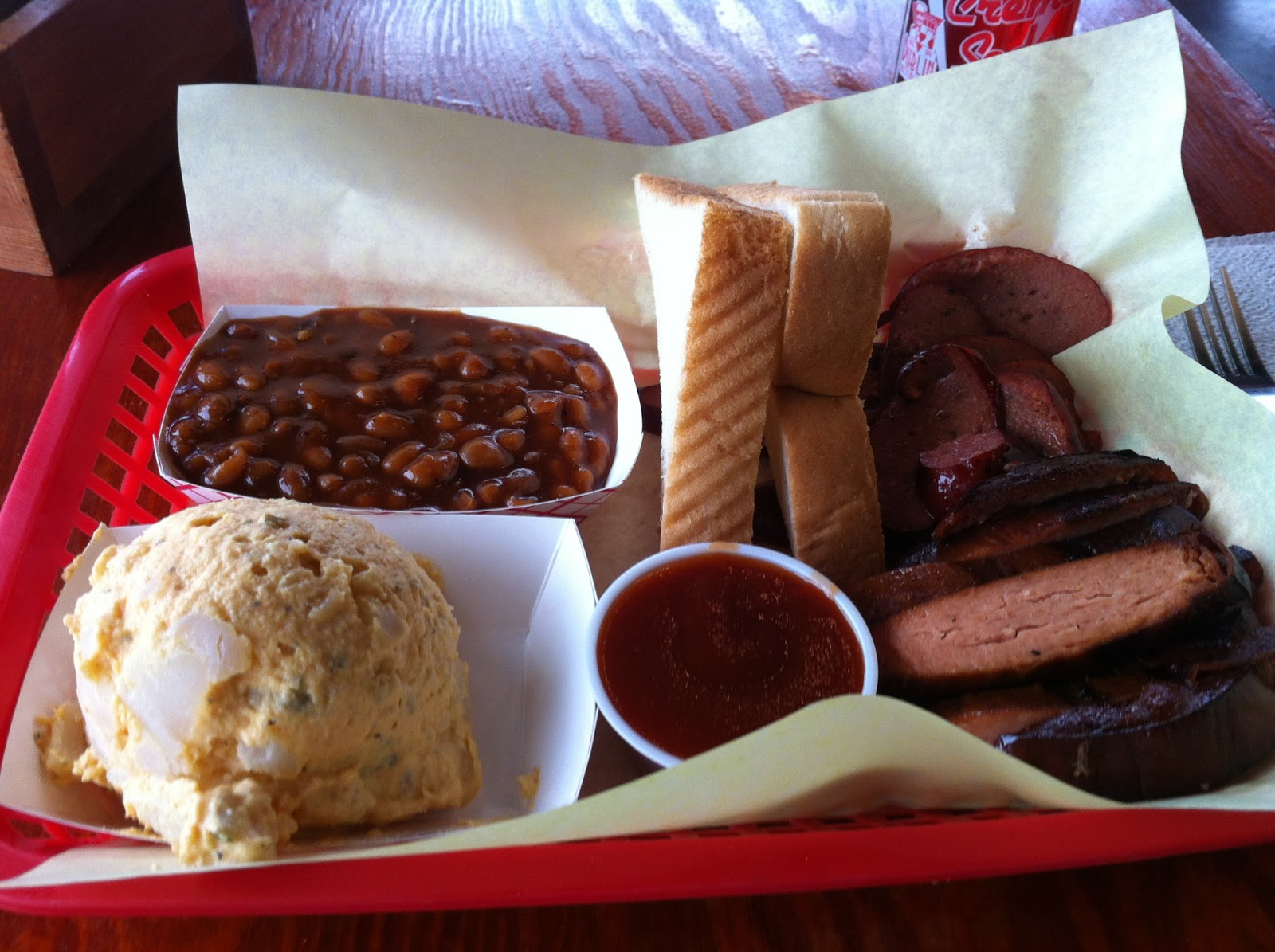 Woody Creek Bar-B-Q BBQ Barbecue Barbeque Bar-B-Que Meat Fort Worth