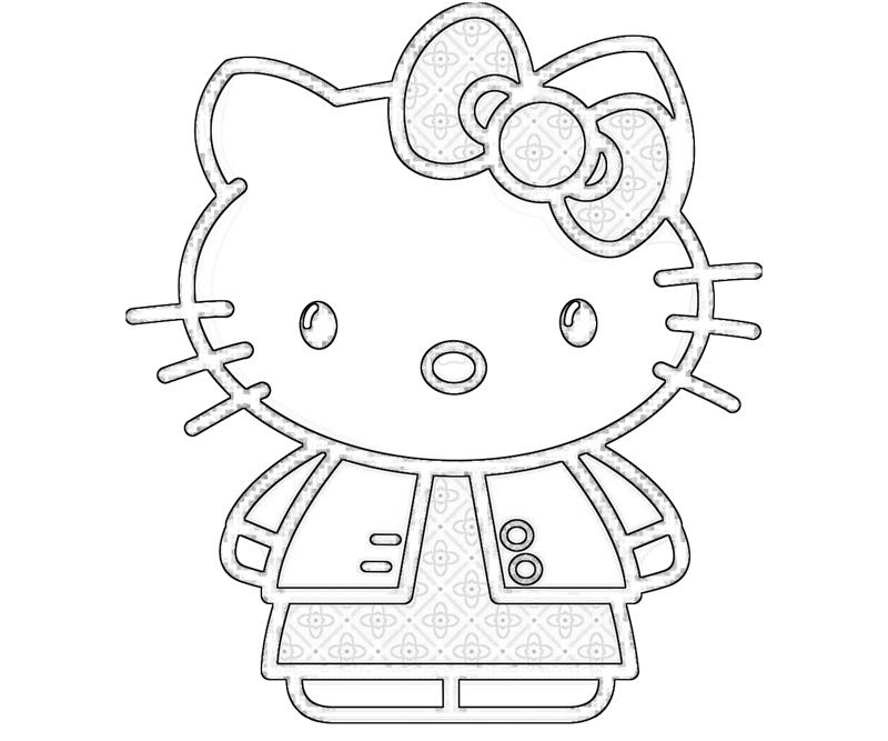 cute hello kitty coloring pages - hello kitty hello kitty cute tubing